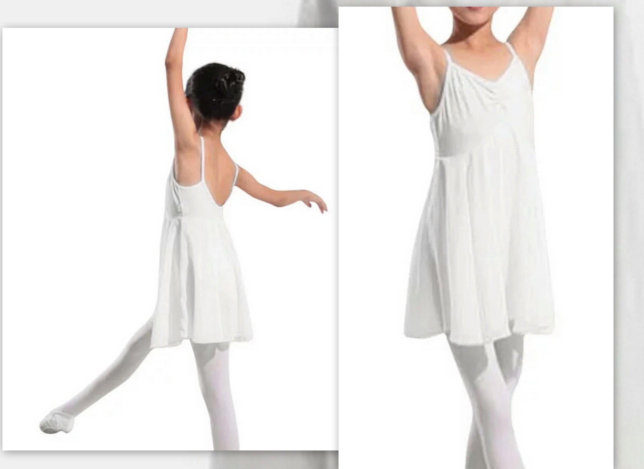 b193397a90 Dance Shop Kielce Sukienka Body Jazz biel L -150 - 7029142717 ...