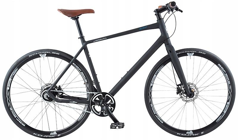 Rowery trekkingowe BBF Urban 3.0 Czarny 57 Matowa