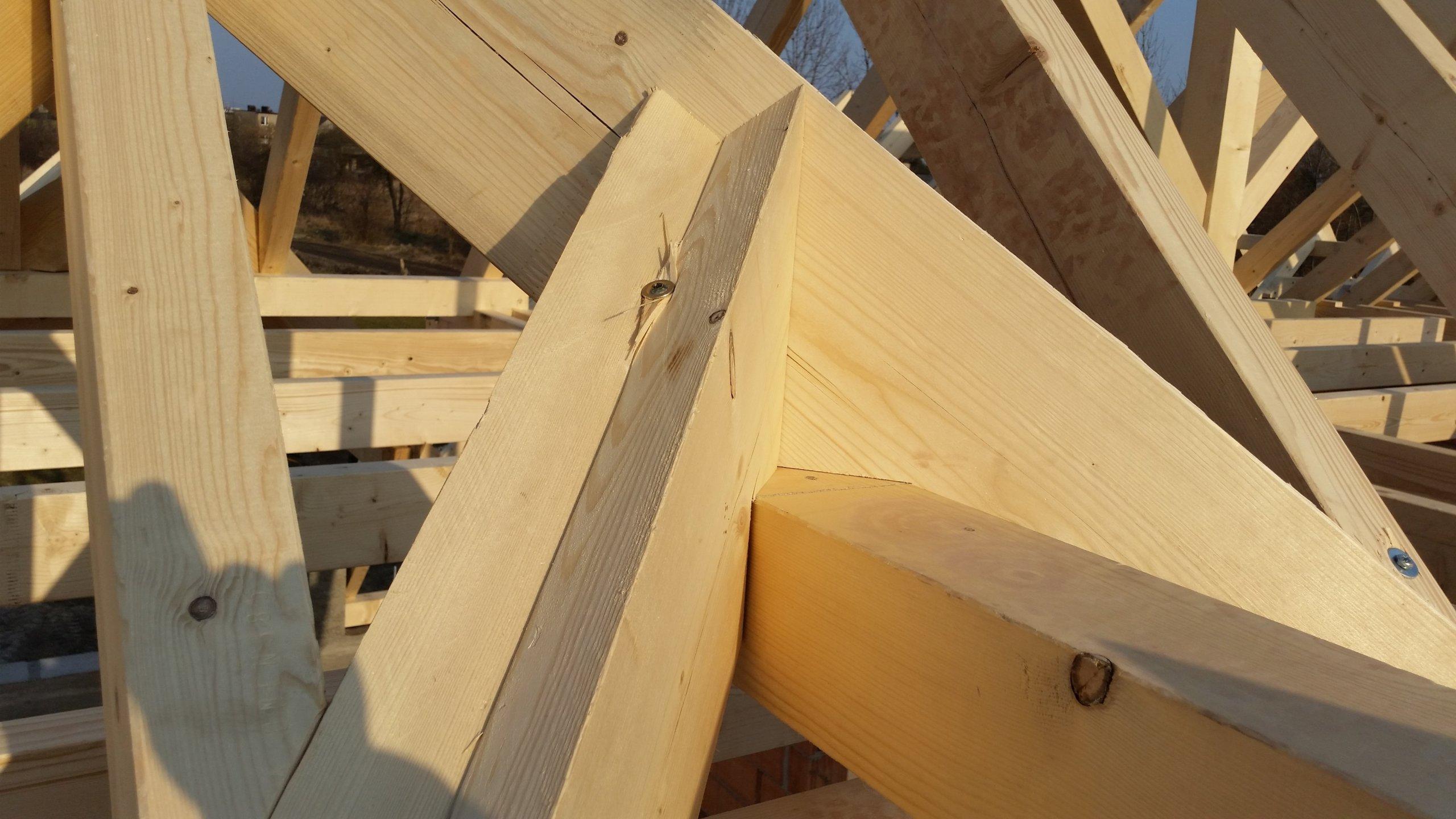 Bardzo dobry więźba dachowa CNC lite C24 oraz KVH - 7422349578 - oficjalne AK05