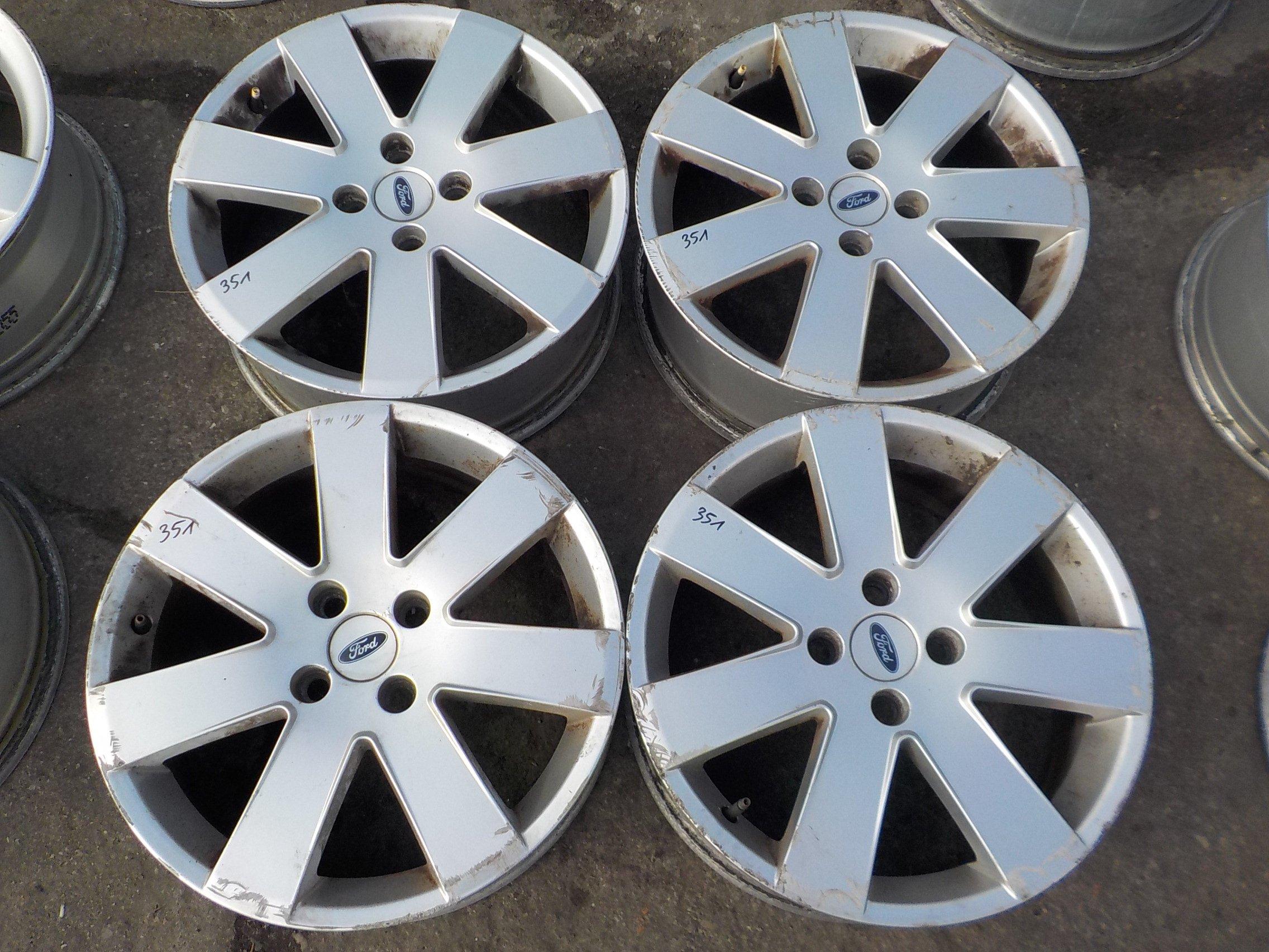 351 Felgi Aluminiowe Ford Focus Mk1 4x108 R17 7245875741