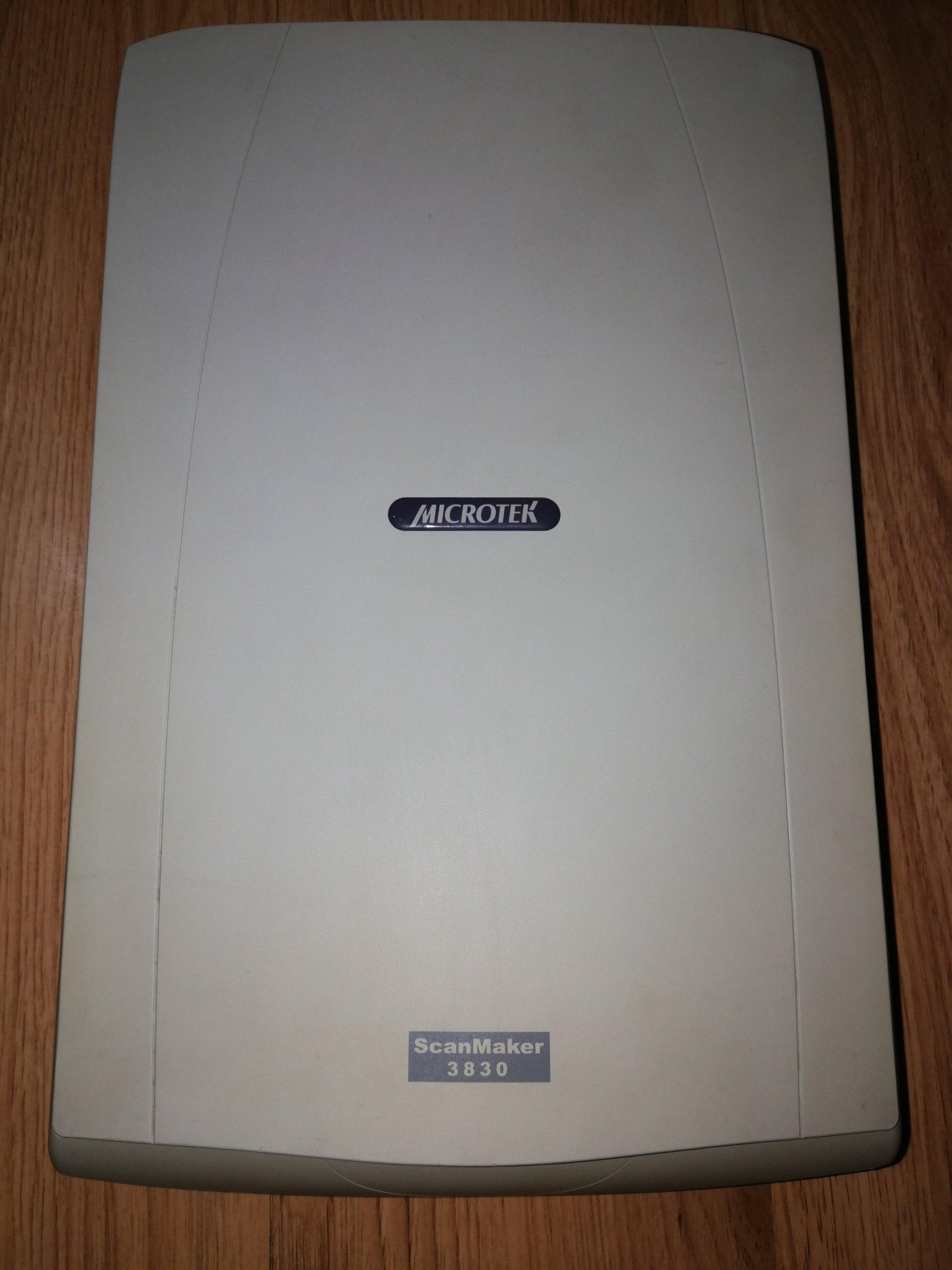 MICROTEK SCANMAKER 3830 WINDOWS 8 X64 TREIBER