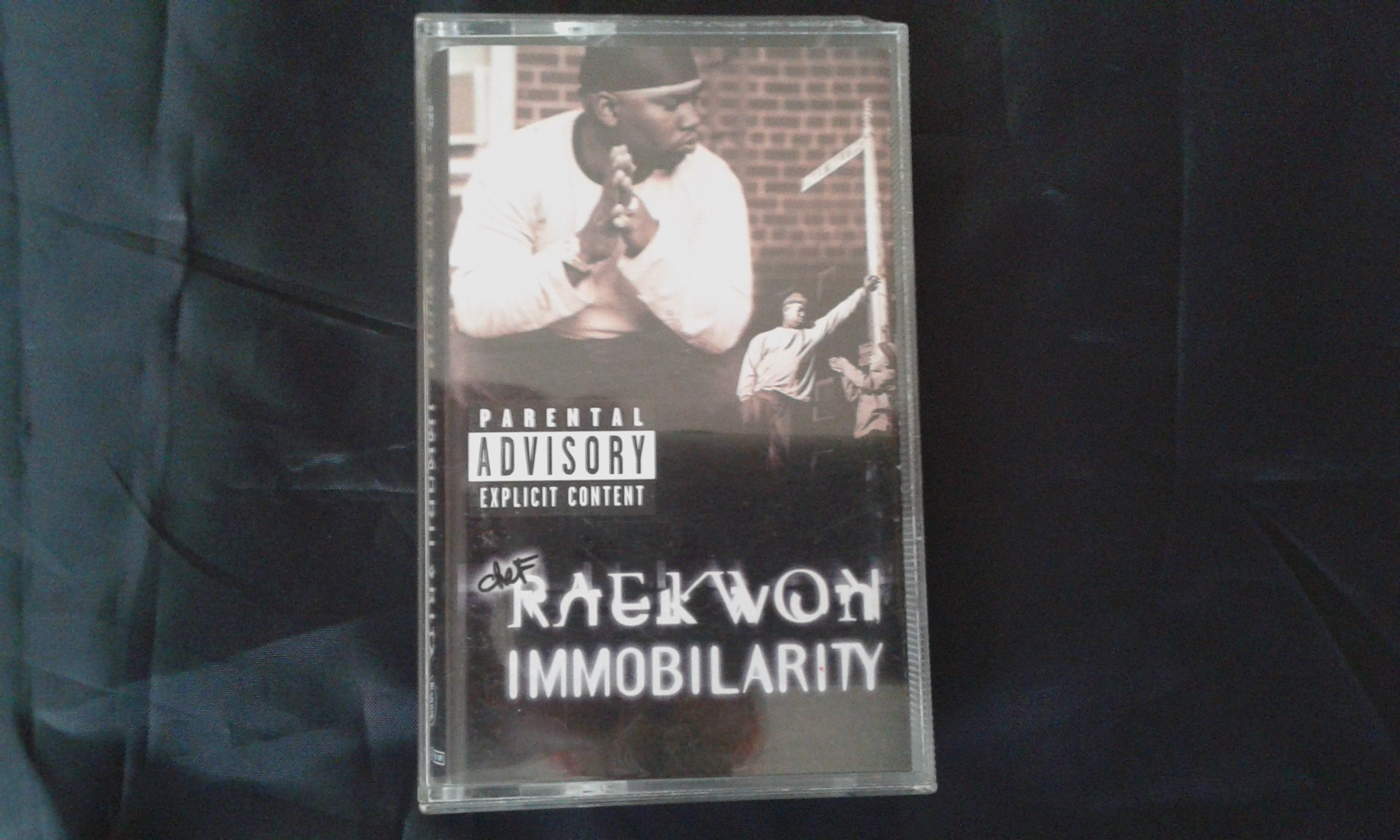 Raekwon - Immobilarity WU TANG