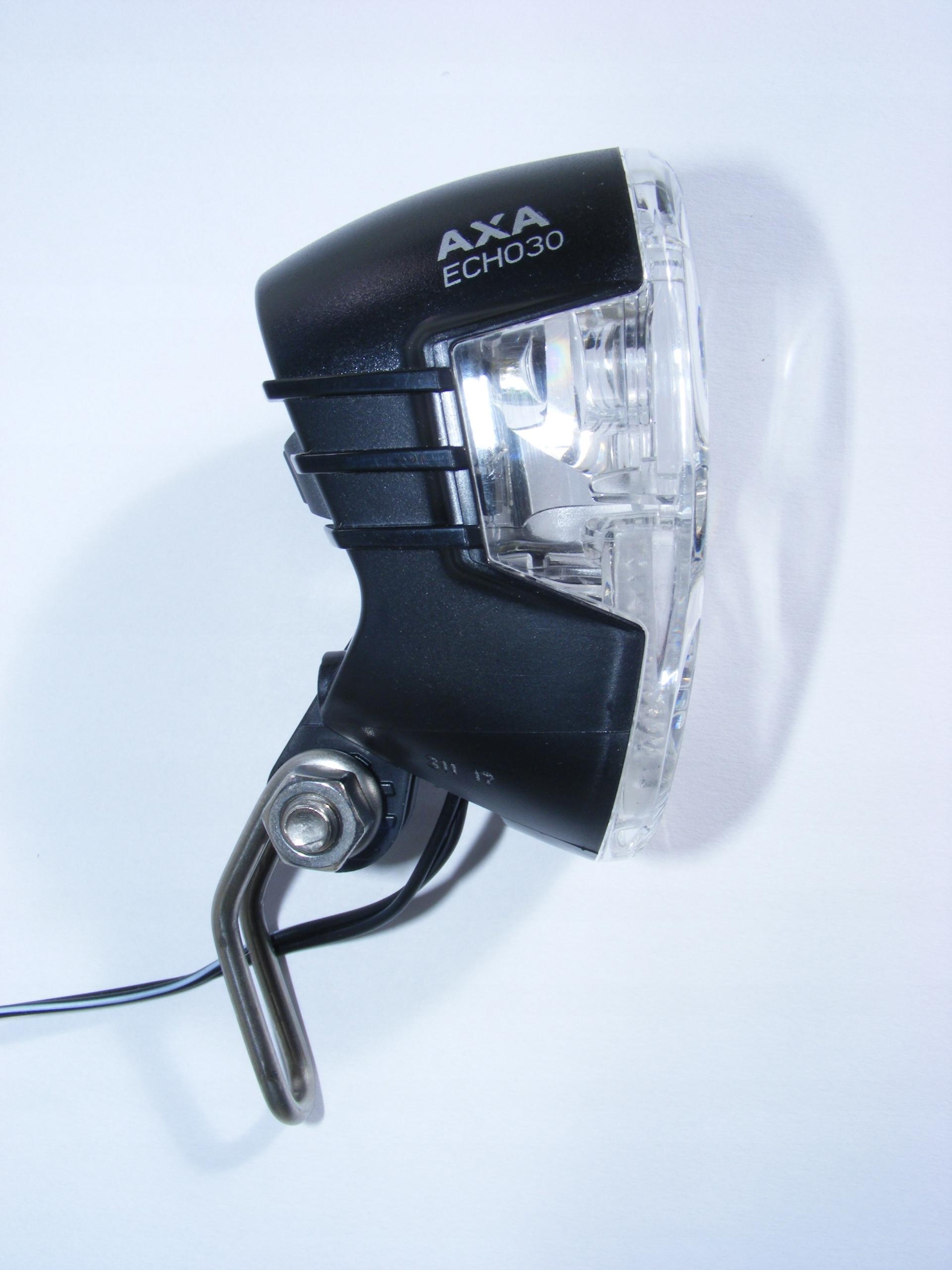 Lampa Axa Echo 30 Przód Dynamo W Piaście Mocna 7586978761