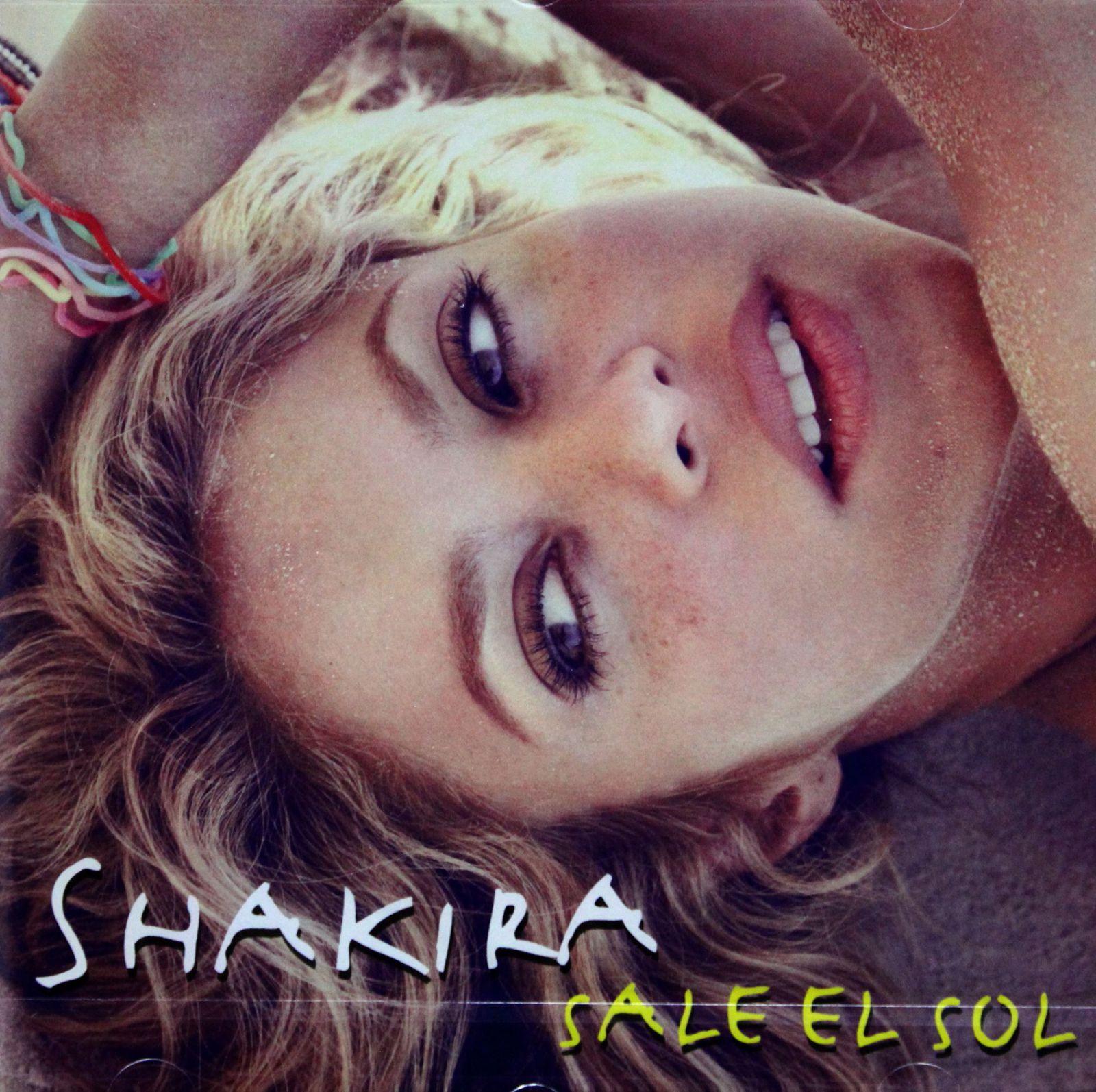 93619c95be SHAKIRA: SALE EL SOL [CD] - 5578475787 - oficjalne archiwum allegro