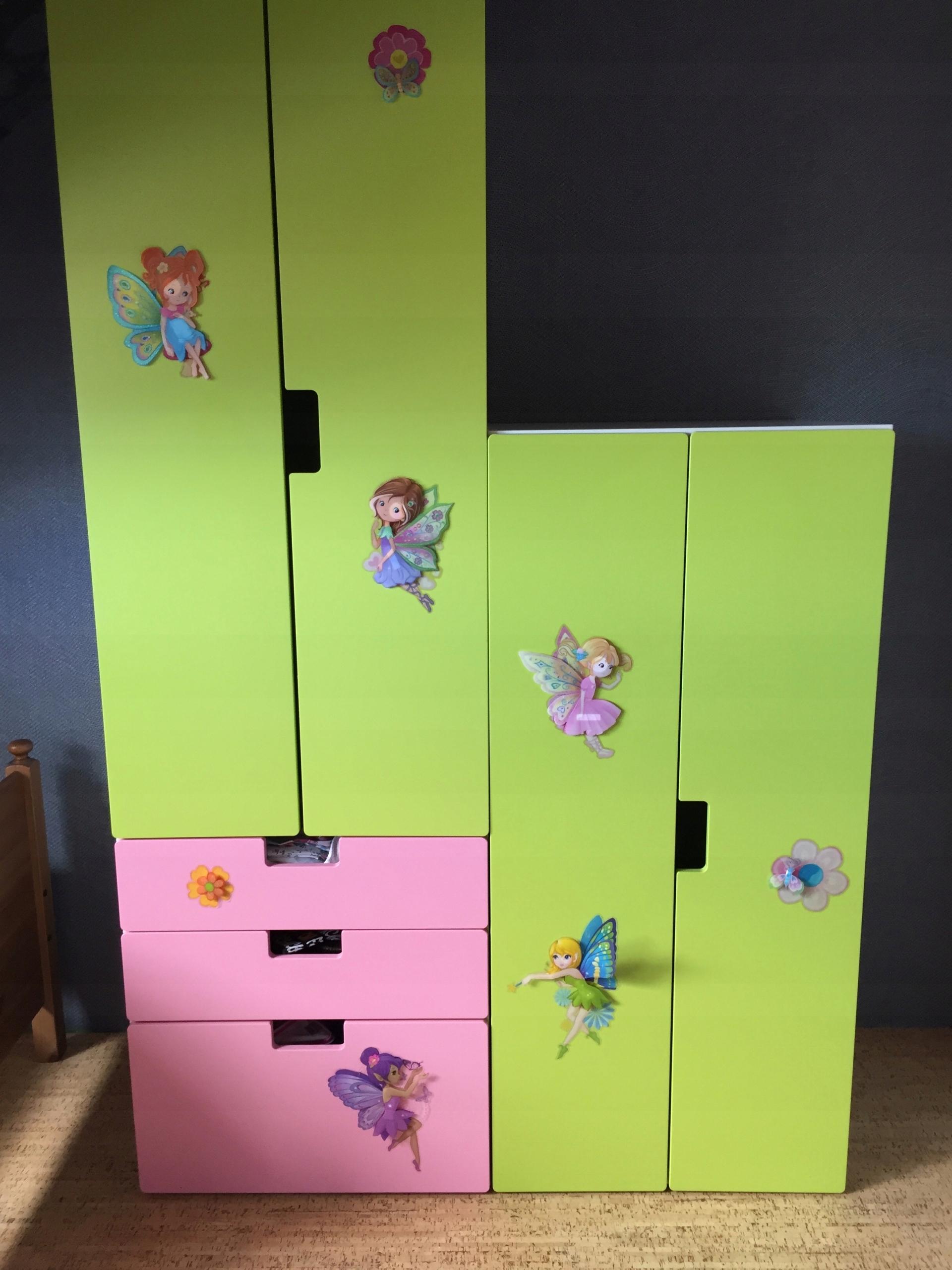 Ikea Stuva Meble Do Pokoju Dziewczynki 7506292484 Oficjalne