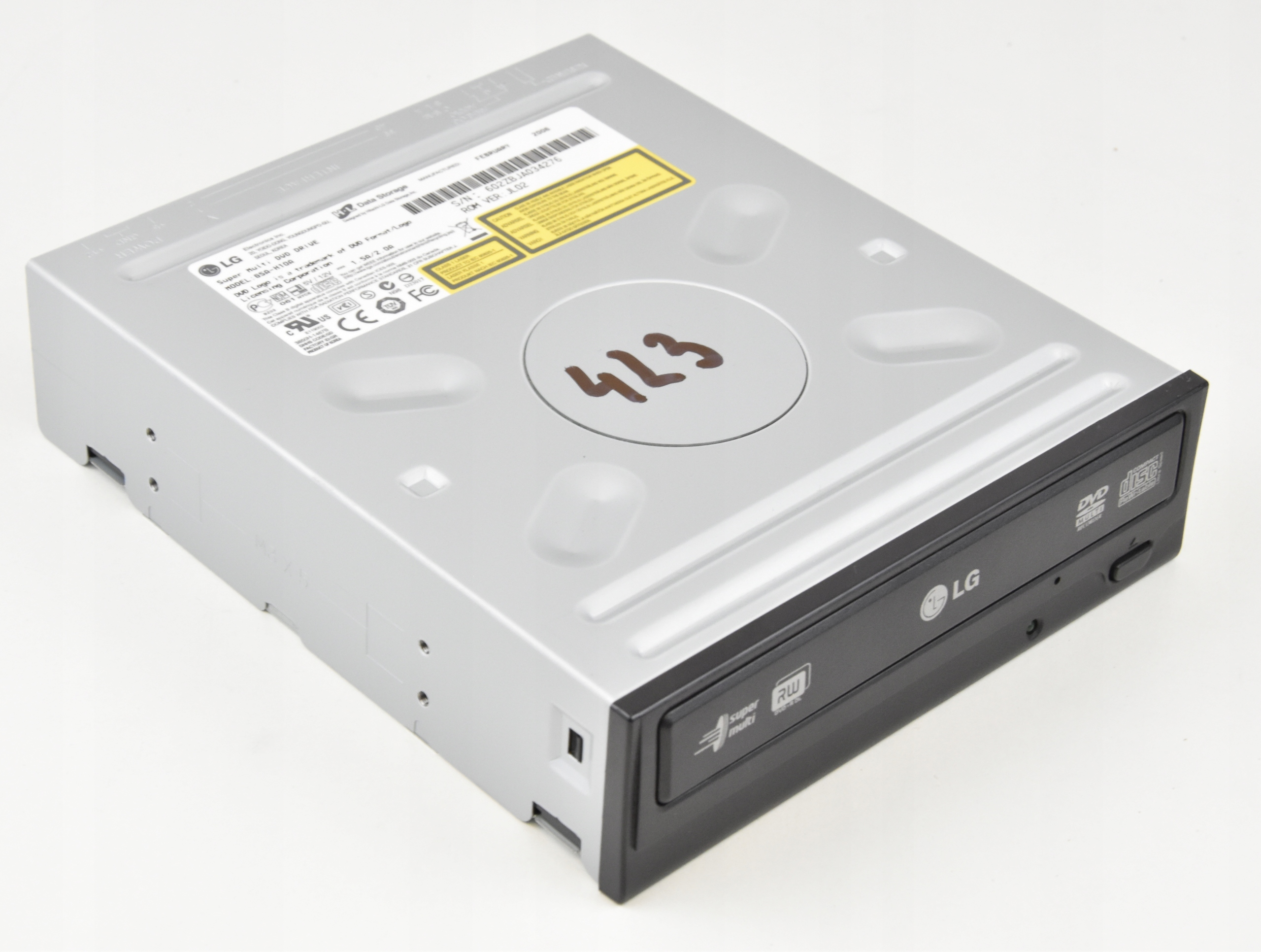 LG GSA-H10A DVD DRIVERS DOWNLOAD FREE