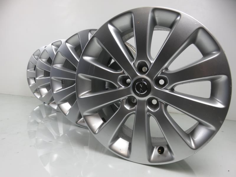 Felgi Aluminiowe 17 Opel Astra J Zafira C 5x115 7049078138