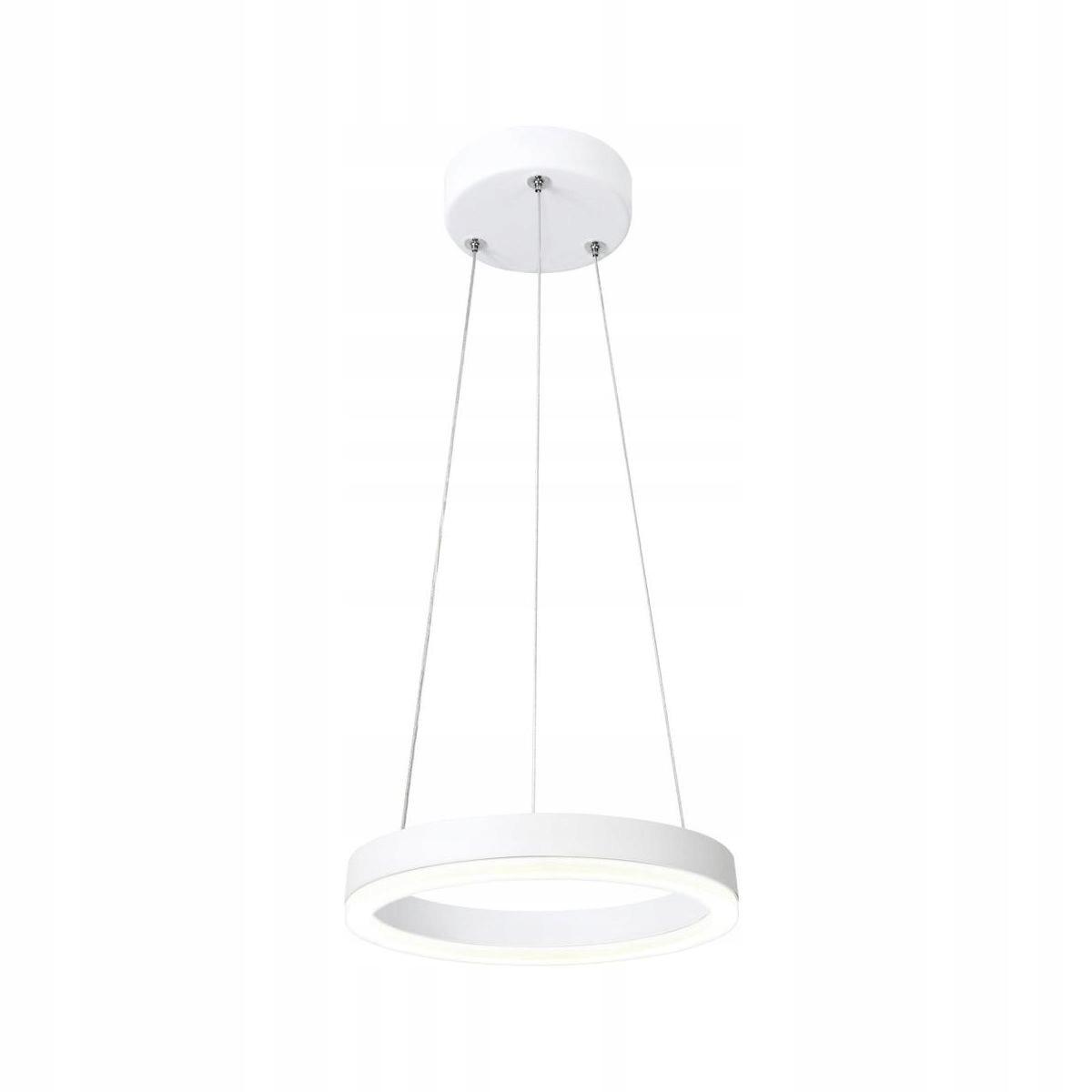 Lampa Led żyrandol Ring 20 Salon Sypialnia Obręcz