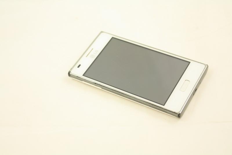 LG L5 + ŁAD