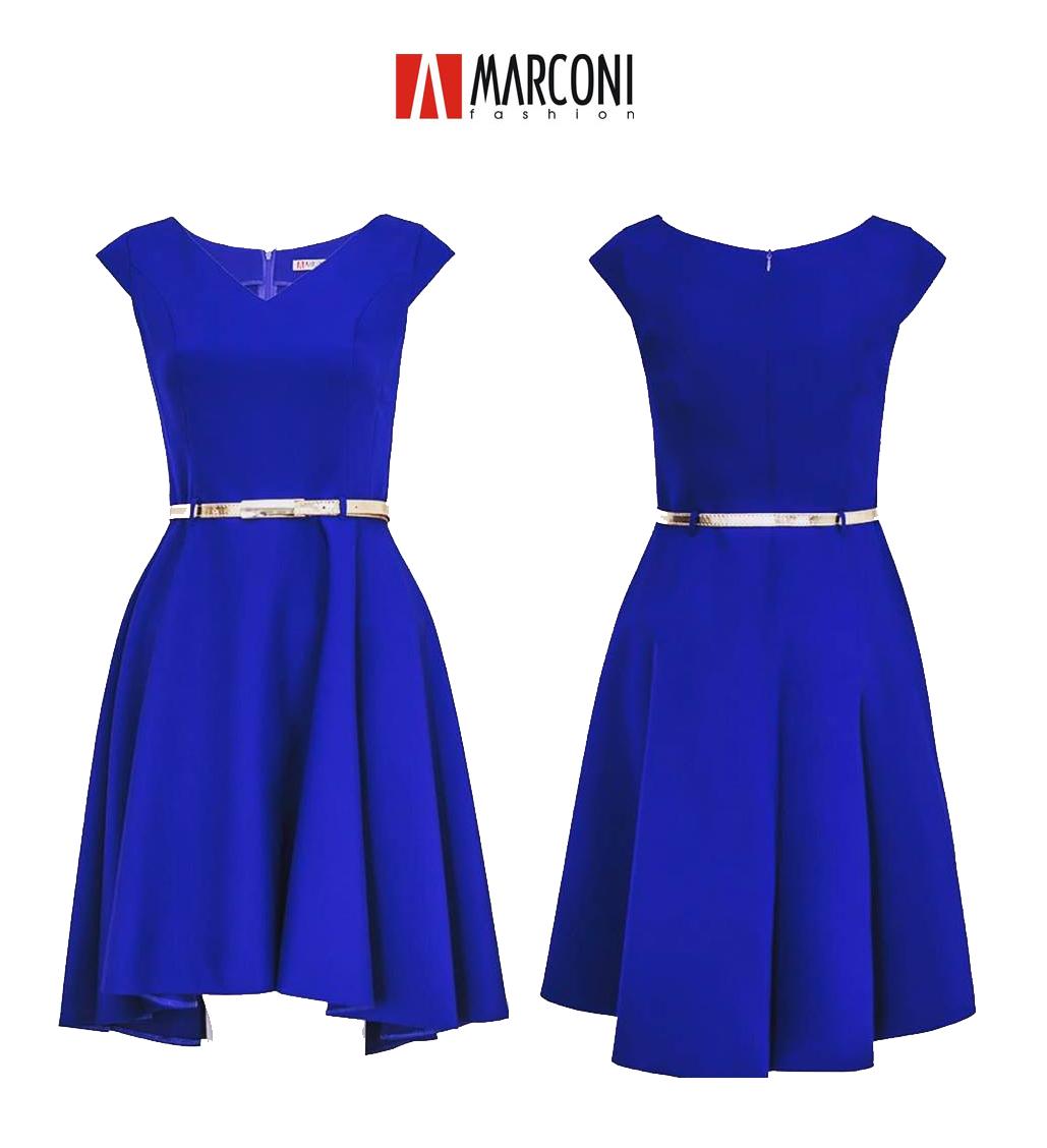 f924ae53 Marconi Fashion sukienka - 7199155057 - oficjalne archiwum allegro