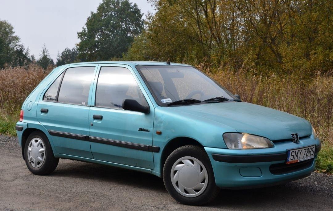 Peugeot 106 II