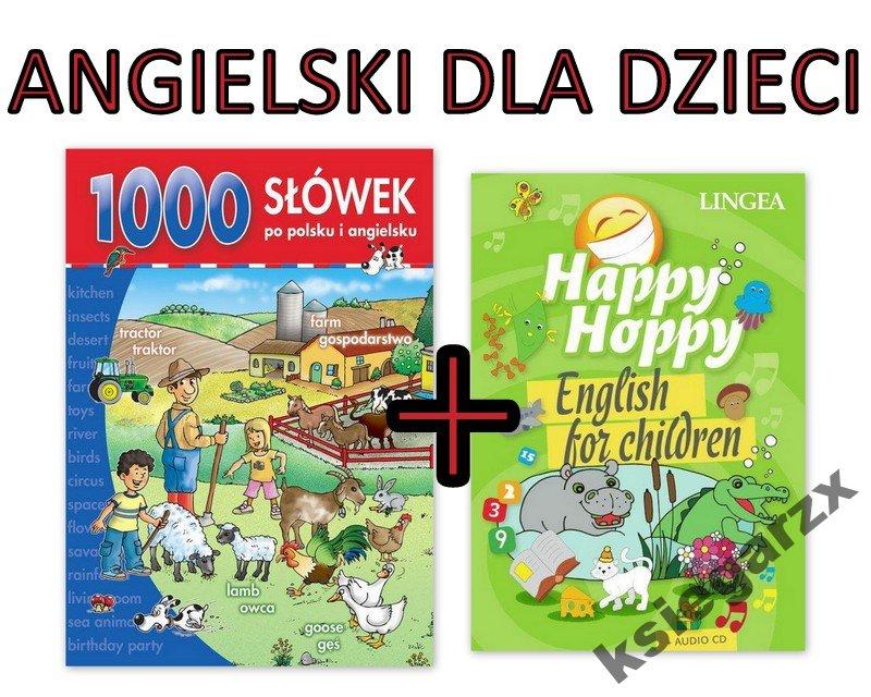 1000 Słówek Wilga Angielski Dla Dzieci Lingea 6303917457