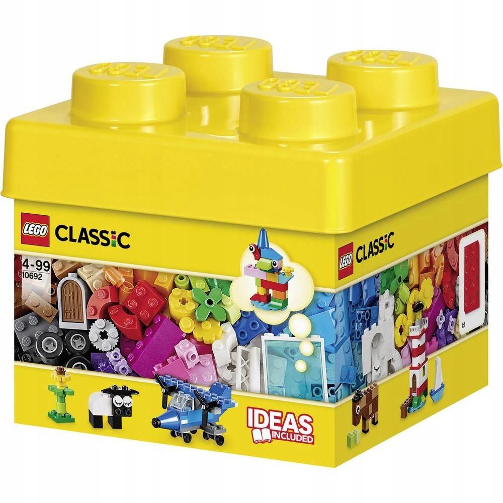 Lego Classic 10692 Kreatywne Klocki Promocja 50 7466463170