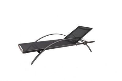 47959 Leżak łóżko Ogrodowe Alu Spa Aluminiowe 6760273882