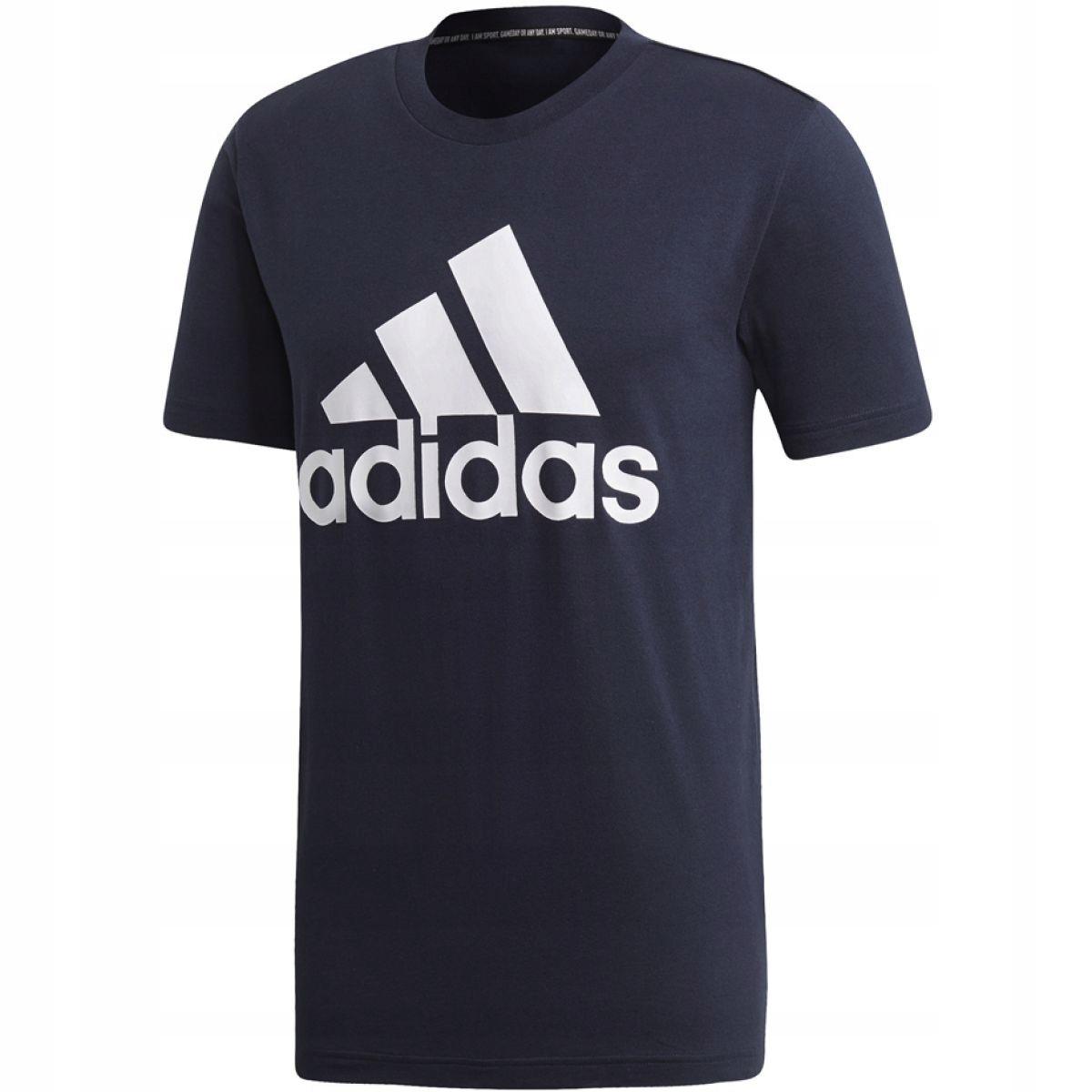 3ef6de39db3df2 Koszulka adidas MH BOS Tee M DT9932 L - 7693409474 - oficjalne ...