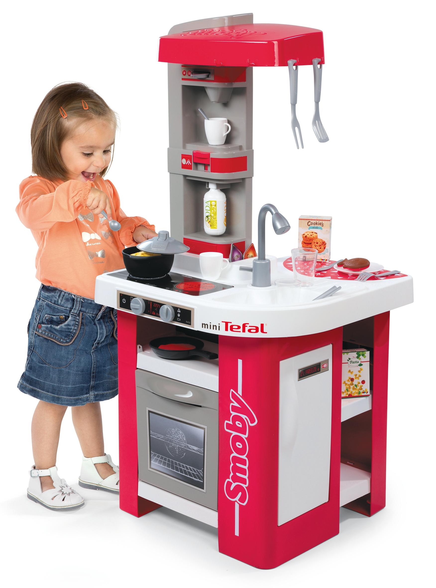 Smoby Kuchnia Mini Tefal Studio 311022 Akcesoria