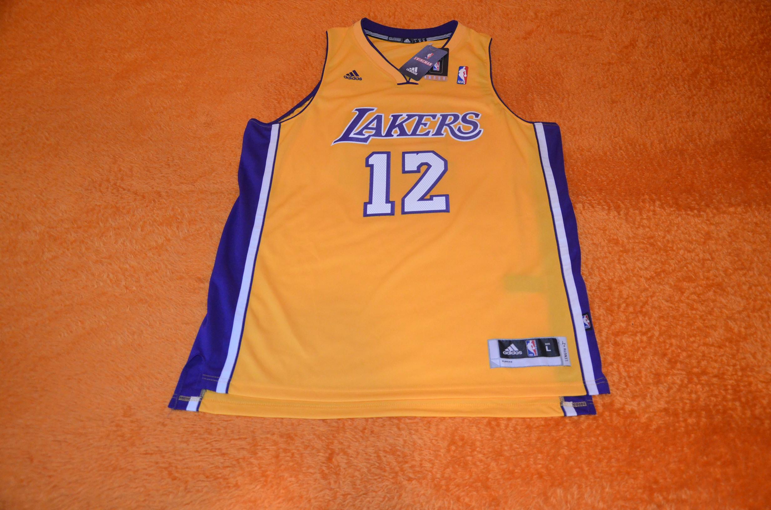 NBA ADIDAS LOS ANGELES LAKERS HOWARD #12 2012/13