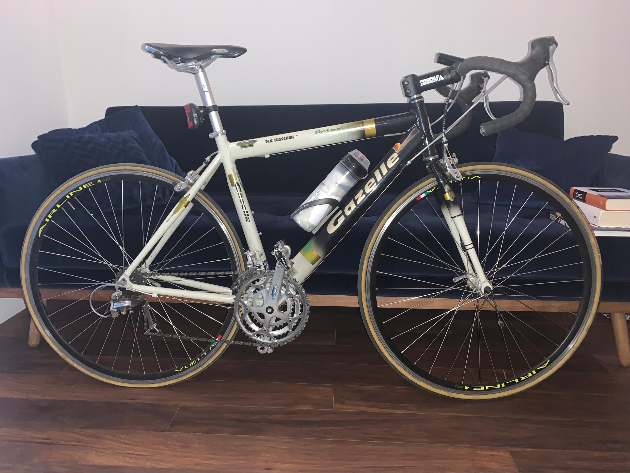 Rower szosowy Gazelle Primavera rama 50''