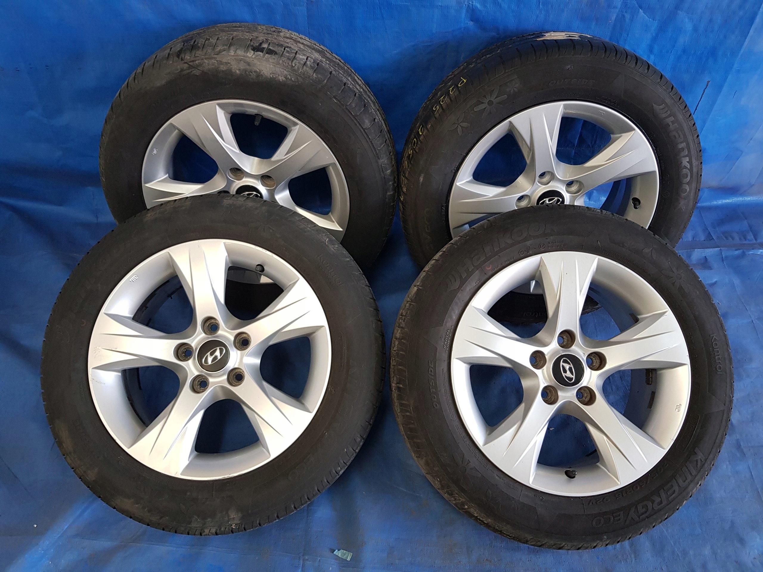 Kola Felgi Alusy Opony Hyundai I30 I40 5x1143 7299345216