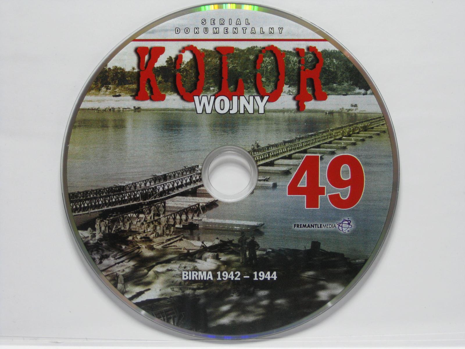 Kolor Wojny - Birma 1942 - 1944