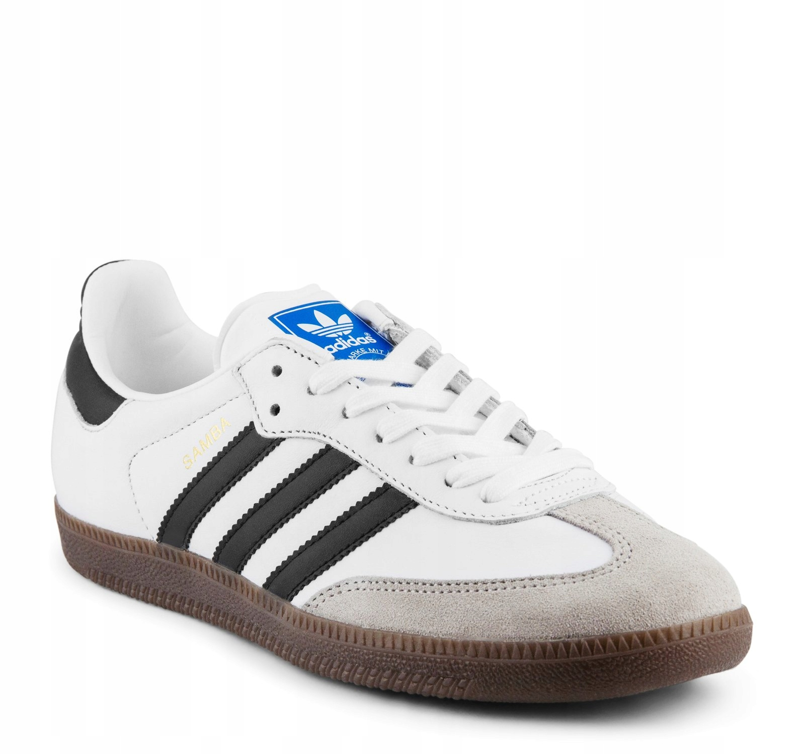 more photos c05f1 38cdd BUTY ADIDAS ORIGINALS SAMBA OG BZ0057 r 44 (7537479454)