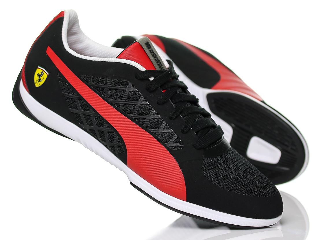 Buty męskie Puma Valorosso 305503 01 Ferrari 7409387550
