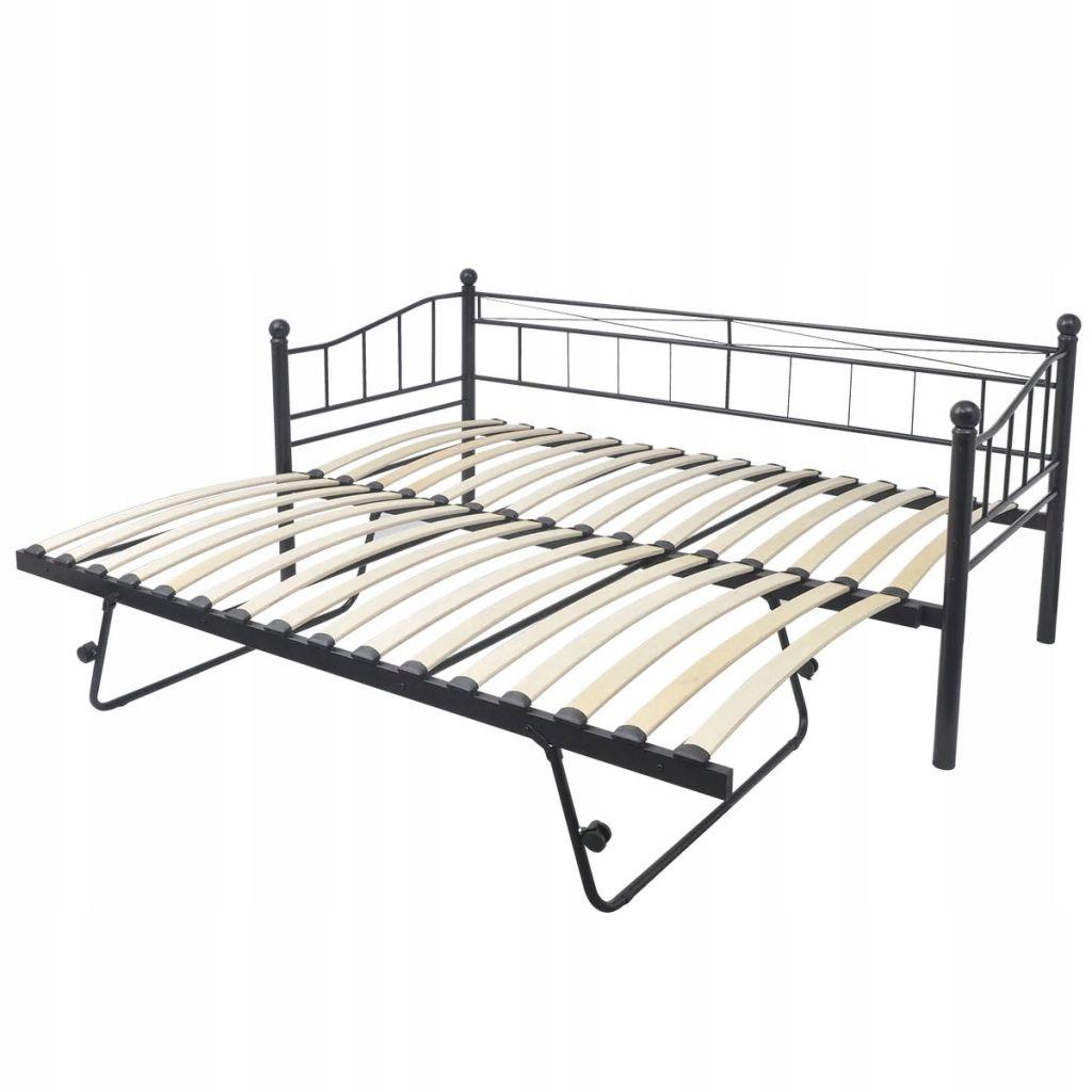 242682 Vidaxl łóżko Rozkładane Tylko Rama 7684817221