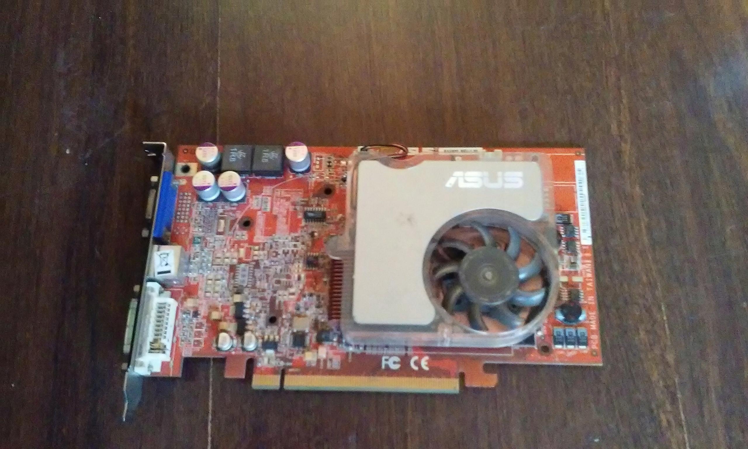 Asus ATI Radeon X800 EAX800/TD/128M Drivers for Mac