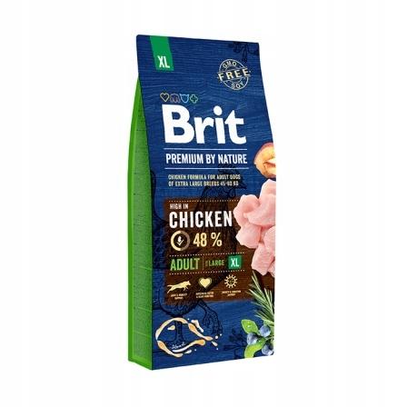 Brit Premium By Nature Adult Extra Large XL 2x15kg