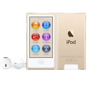 APPLE iPod nano 16GB - Gold MKMX2PL/A