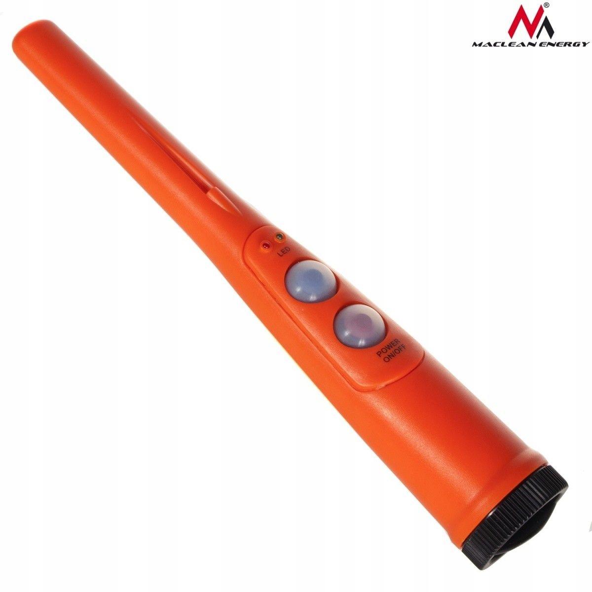 BYD - Maclean Wykrywacz Metali MCE120 Pointer wodo
