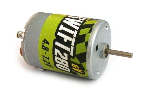 Silnik SWIFT 280 6.0V