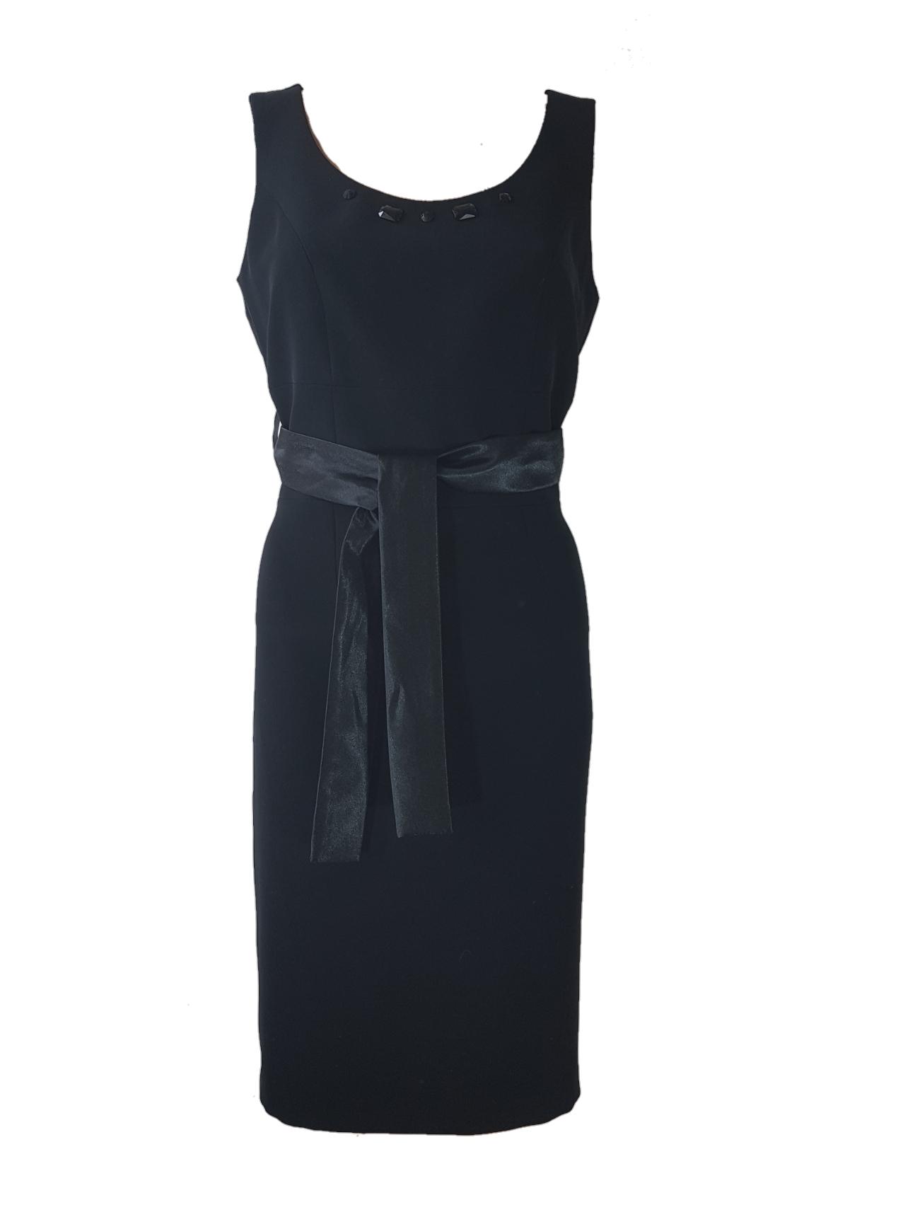 c288925fc5 Elegancka Sukienka mała czarna r. 38 - 7418265007 - oficjalne ...