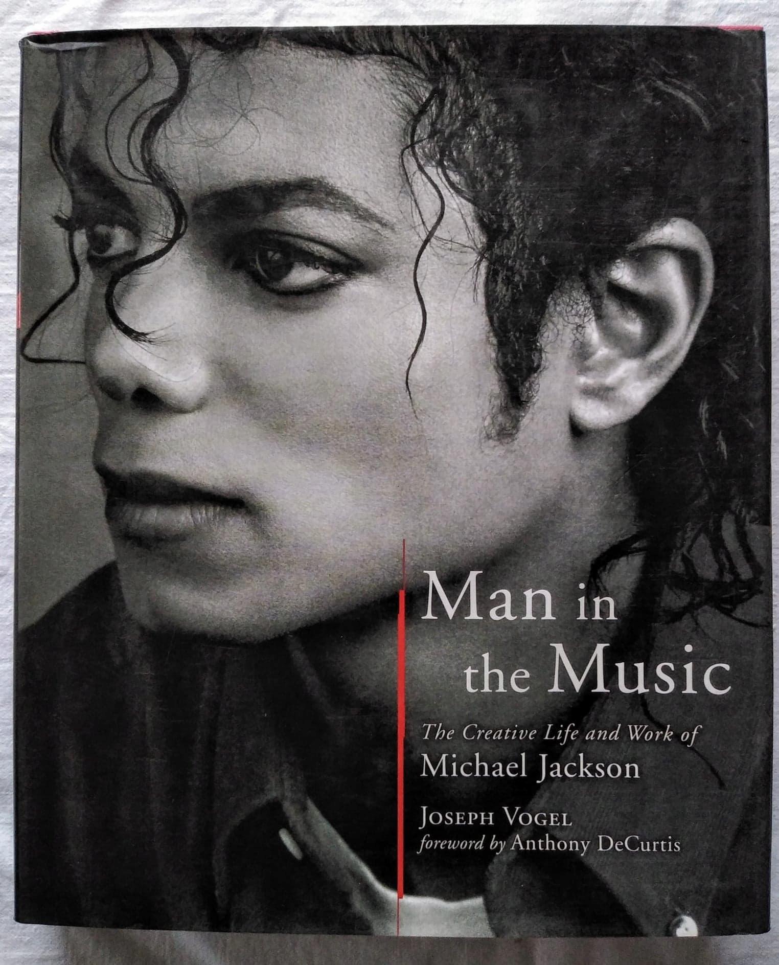Michael Jackson Man in the Music Joseph Vogel