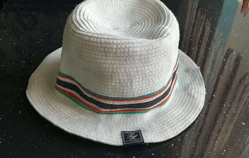 kapelusz słoneczny Tommy hilfiger