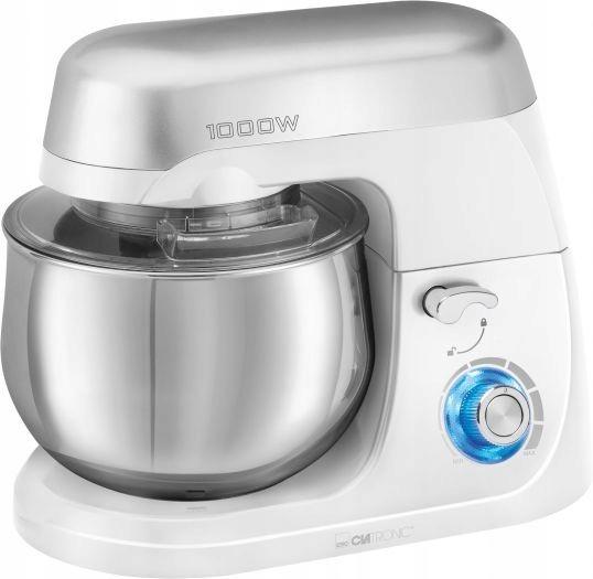 CLATRONIC Robot kuchenny KM 3709 1000W biały