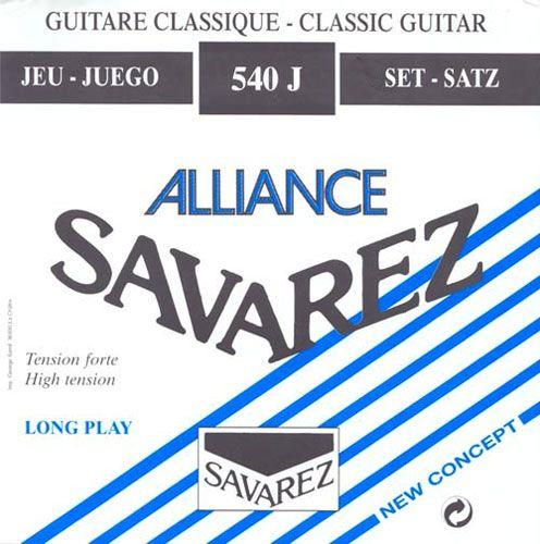 Savarez Alliance 541J Struna E do gitara klasyczna