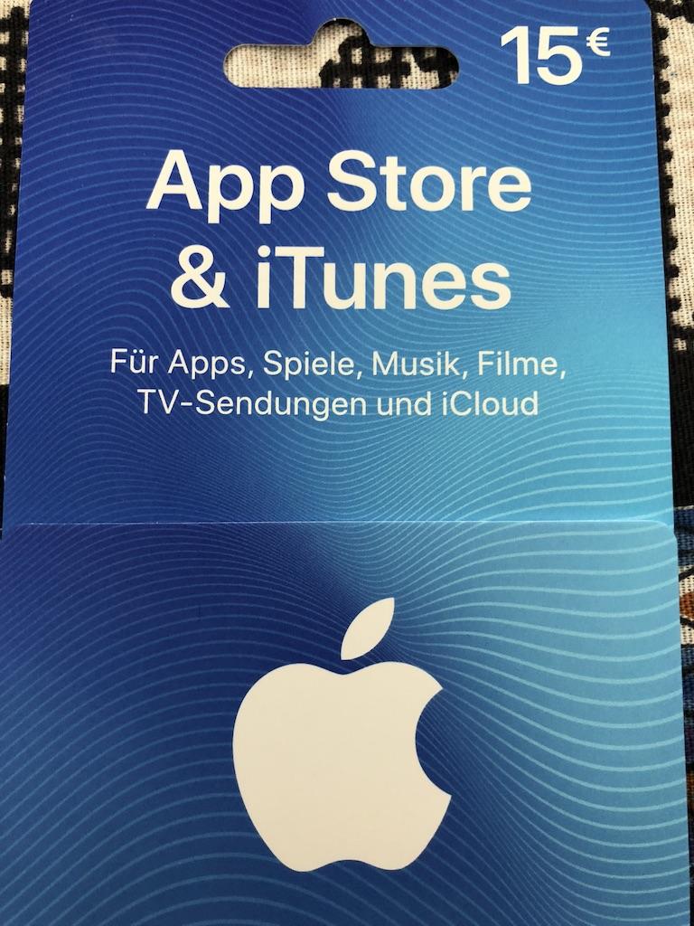 Karta Upominkowa Apple 15euro 7282784629 Oficjalne Archiwum Allegro