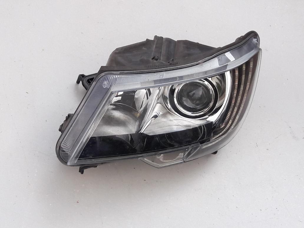 Reflektor lewy Xenon Skoda Superb II Lift 3T1