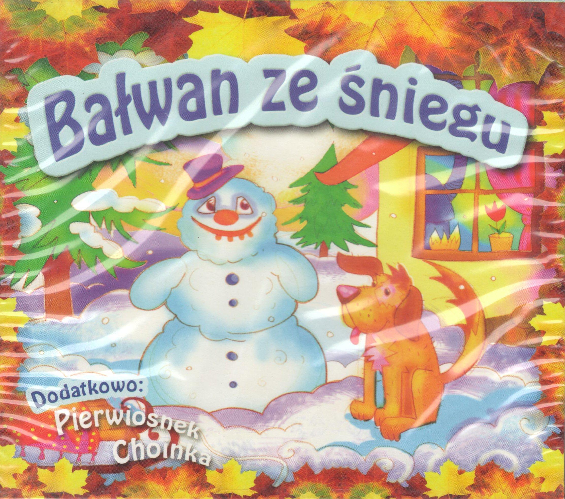 Bajki Dla Dzieci Bałwan Ze śniegu 6666398010 Oficjalne
