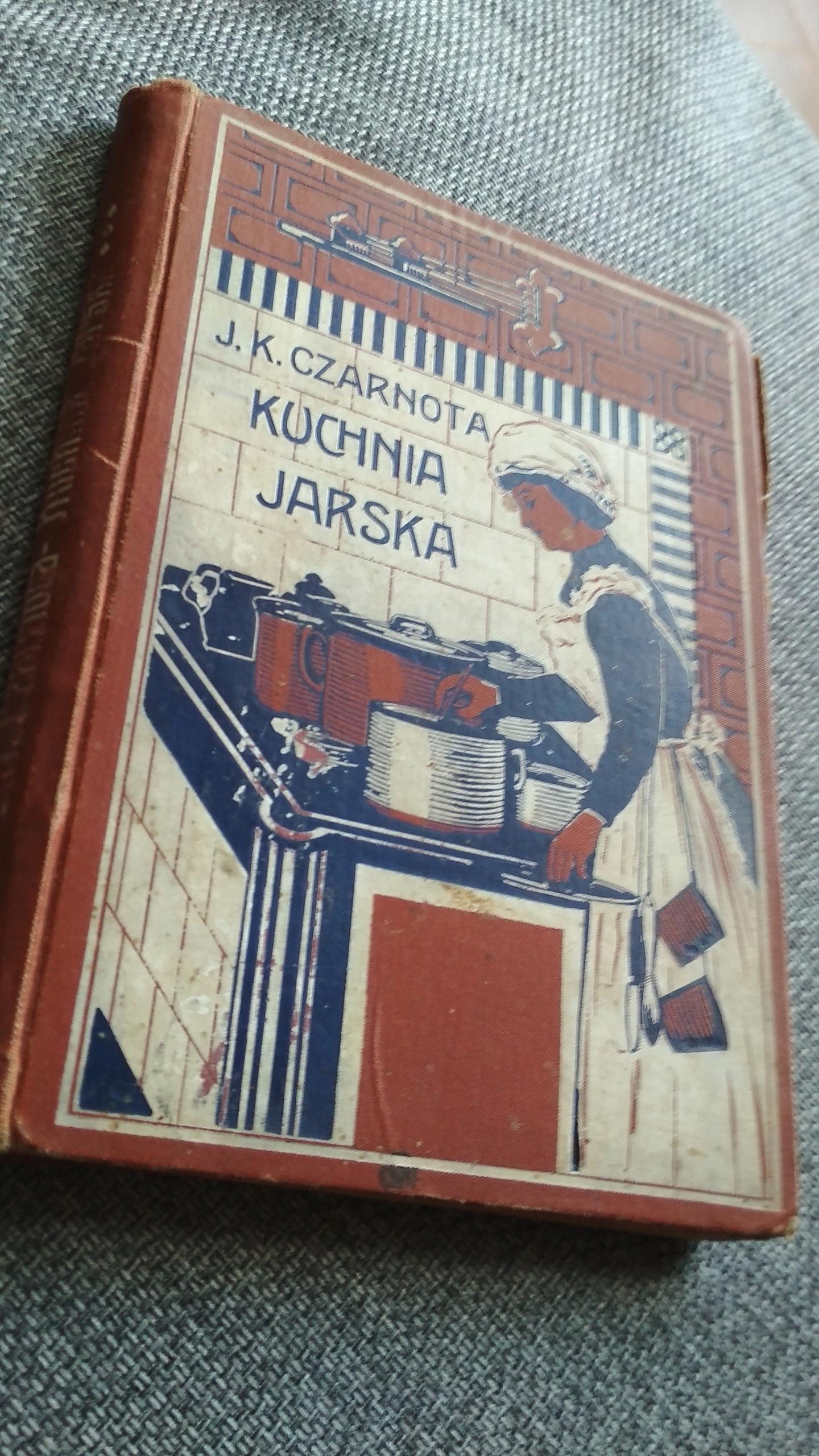 Jan Kazimierz Czarnota Kuchnia Jarska Lwow 1908 7482346192