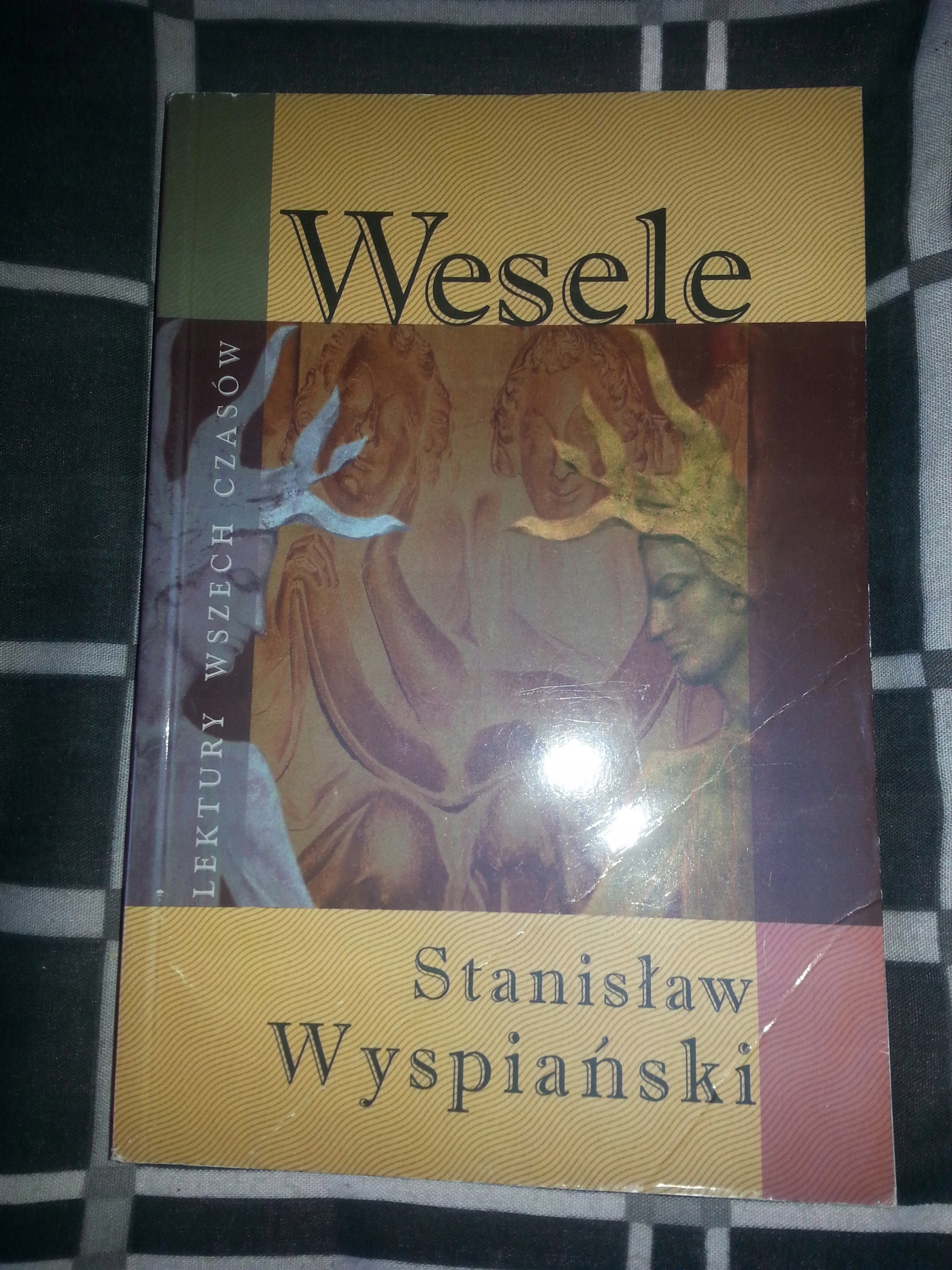 Książka Lektura Wesele 7581098782 Oficjalne Archiwum Allegro