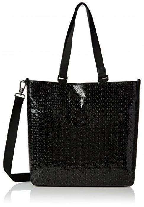 Q0z4xuw Shopping Tous Lindsay Negro Hombro Bolso Mujer La De 1wqt68x
