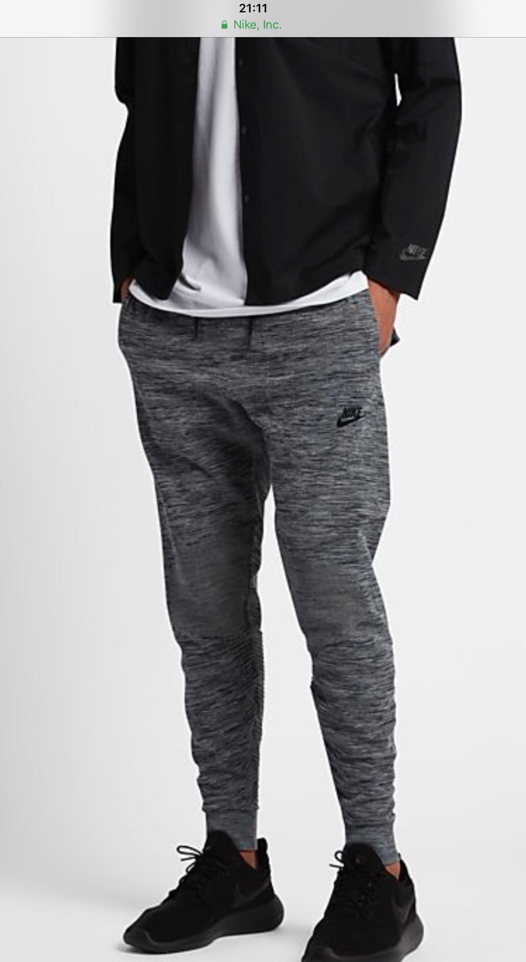 677810b1b117 Spodnie Nike Tech Knit Joggers In Tapered Fit - 7253661105 ...