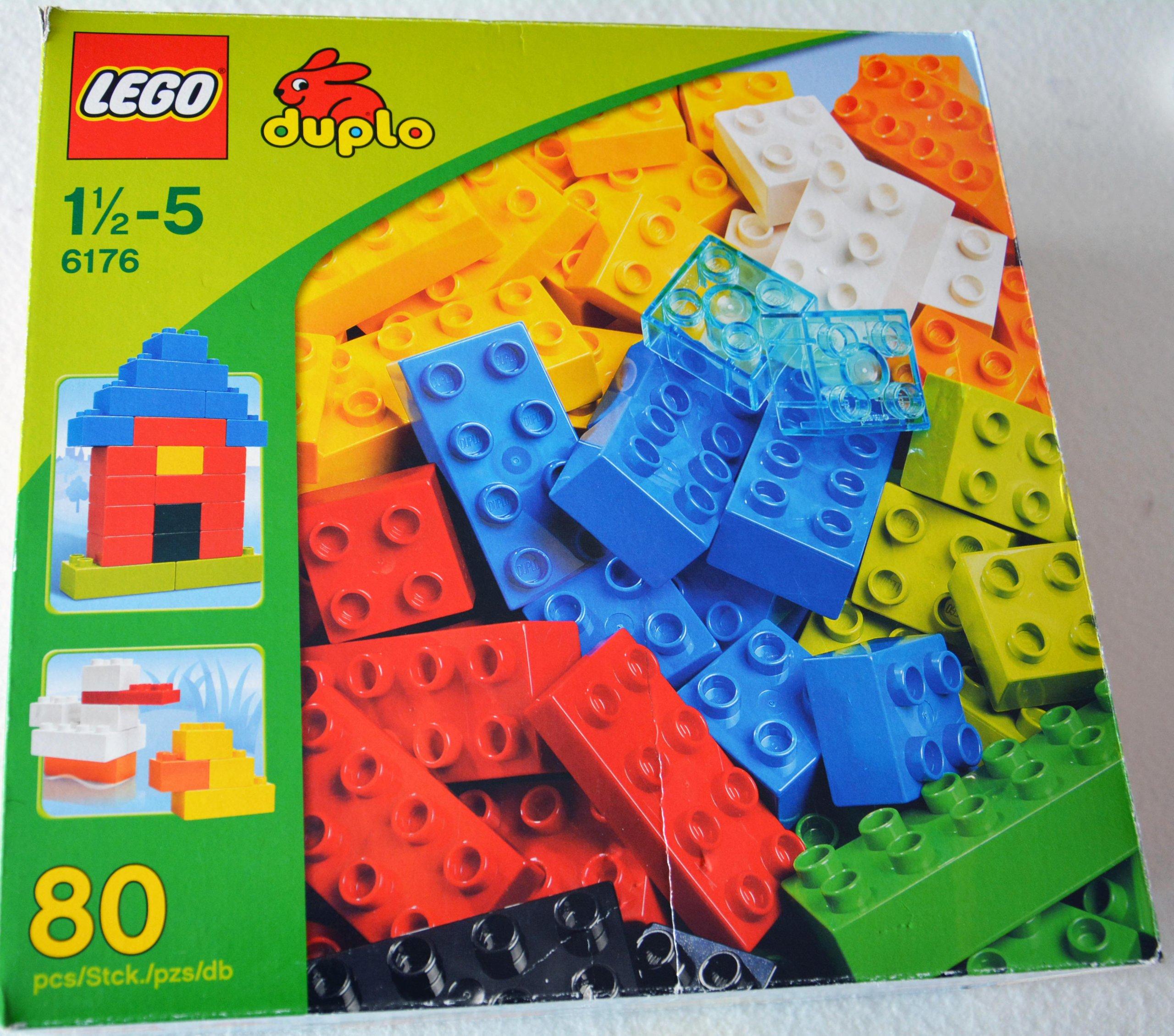 Lego Duplo 6176 Zestaw Podstawowy 7293701736 Oficjalne Archiwum