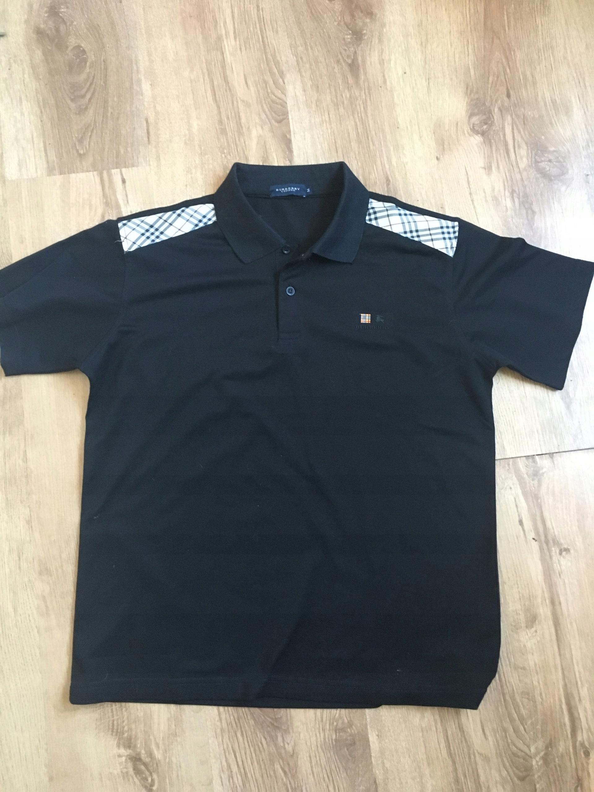 b0f0793d7 Burberry tshirt koszulka meska - 7582581472 - oficjalne archiwum allegro