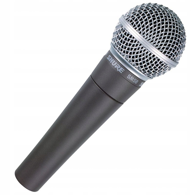 Shure SM 58 LCE - mikrofon dynamiczny - 7365229853 - oficjalne ... 6228e04dd3