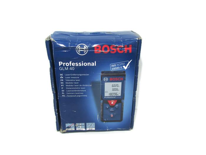 Bosch Entfernungsmesser Glm 40 : Dalmierz bosch professional glm 40 7249649720 oficjalne archiwum