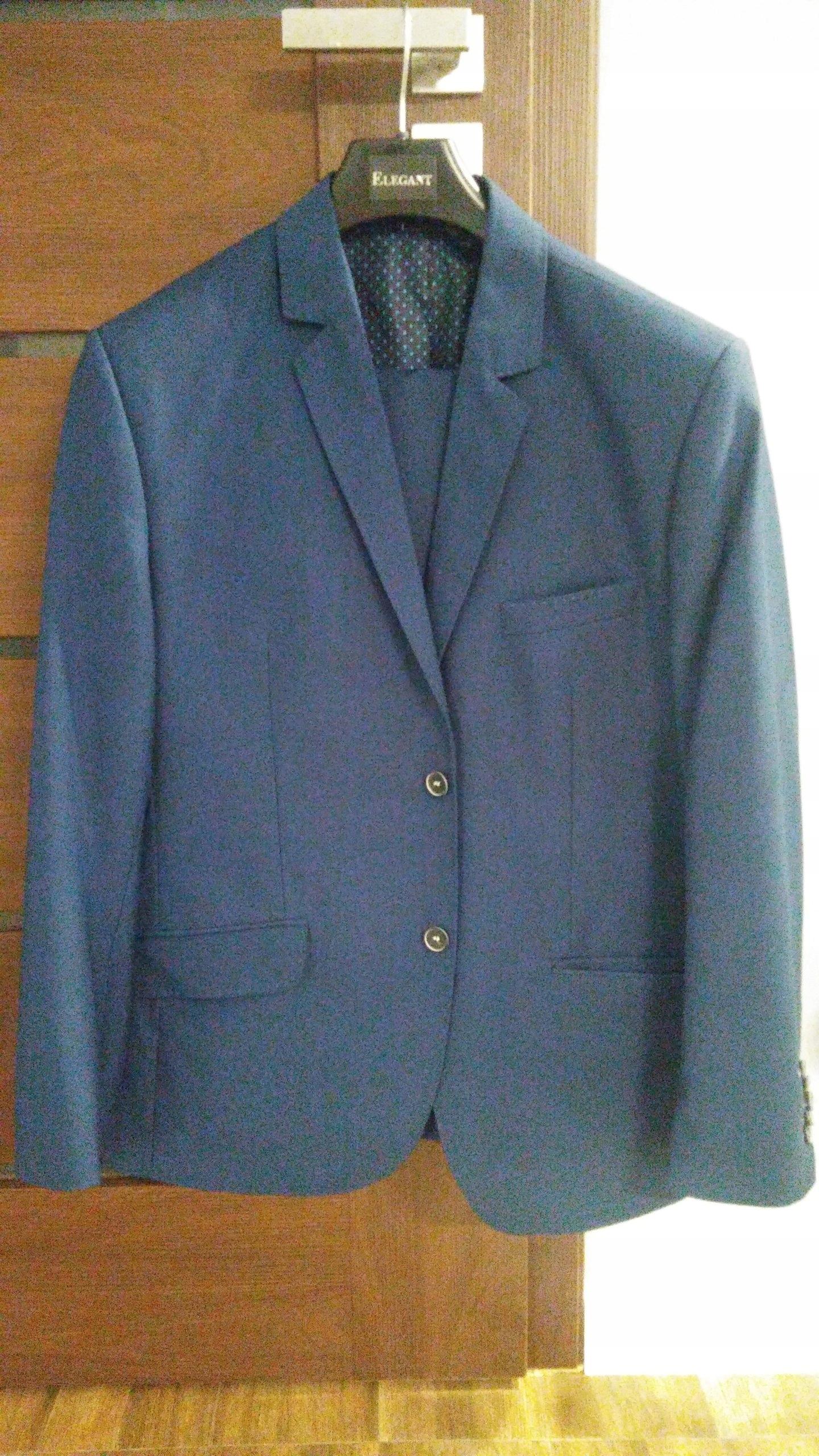 35414e70e0a45 Garnitur! Lansier Men's Fashion, rozmiar 52/176/94 - 7550039841 ...