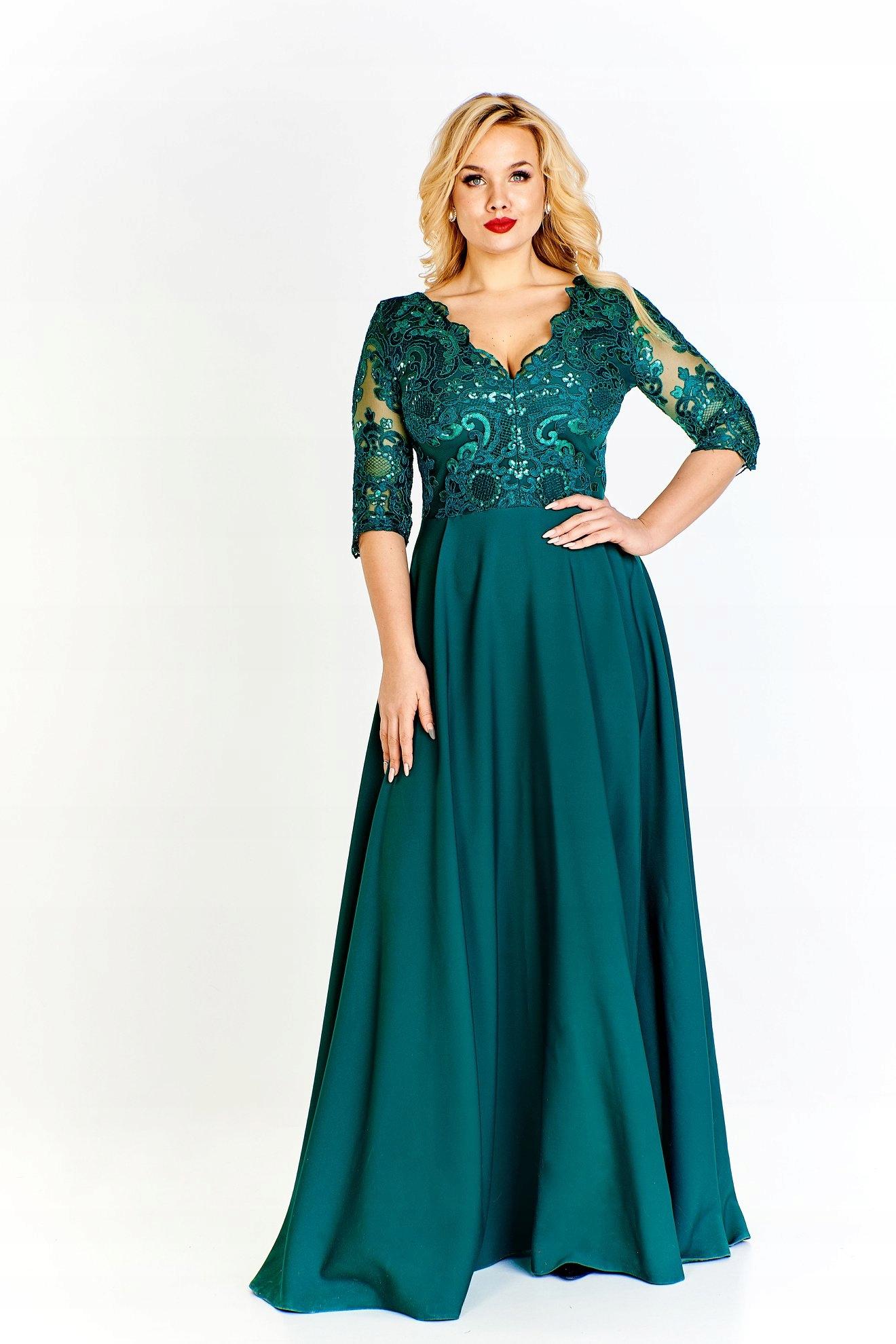 9f2cc67710 Sukienka elegancka długa 40 studniówka sylwester - 7716241968 ...